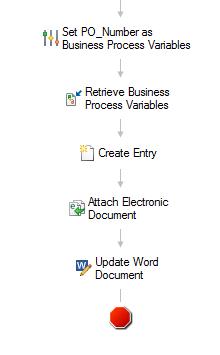 Update Word Document\' Workflow Problem - Laserfiche Answers