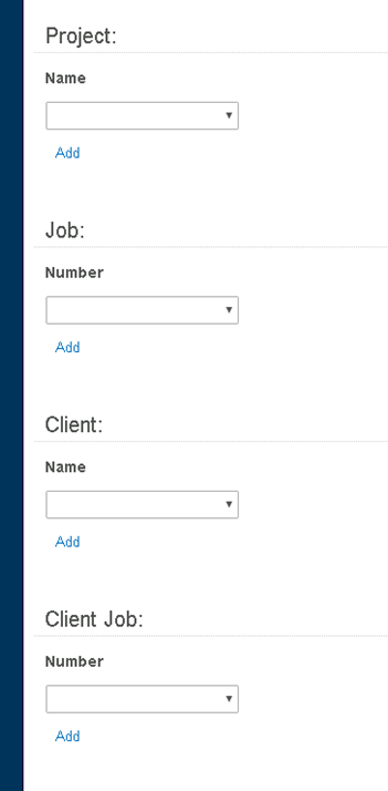 How do i get my form to auto fill laserfiche answers i am not sure if the fields should be single fields or if it is okay to use tablesdrop downs see below ccuart Choice Image