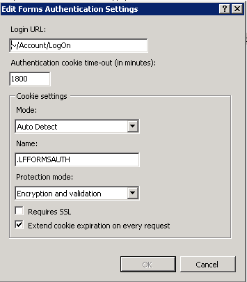 Authentication timeout - Automatically signs back in as domain user