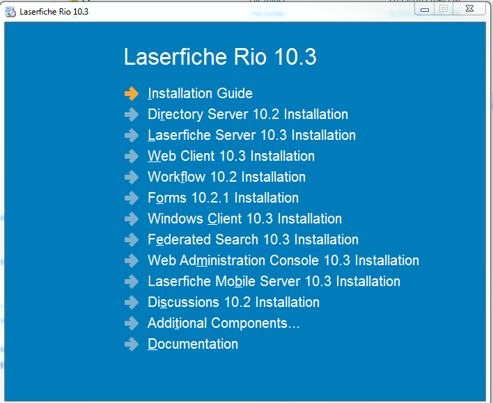 Step by Step how to guide on how to setup, install and configure