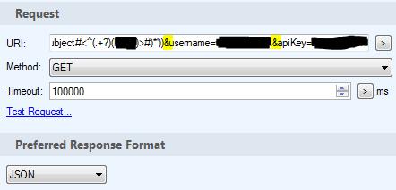 Workflow Web Request URI Ampersand - Laserfiche Answers
