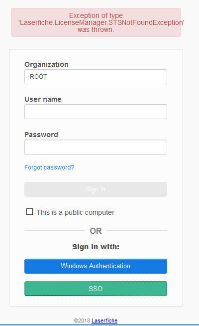 SAML Authentication with Azure AD - Laserfiche Answers