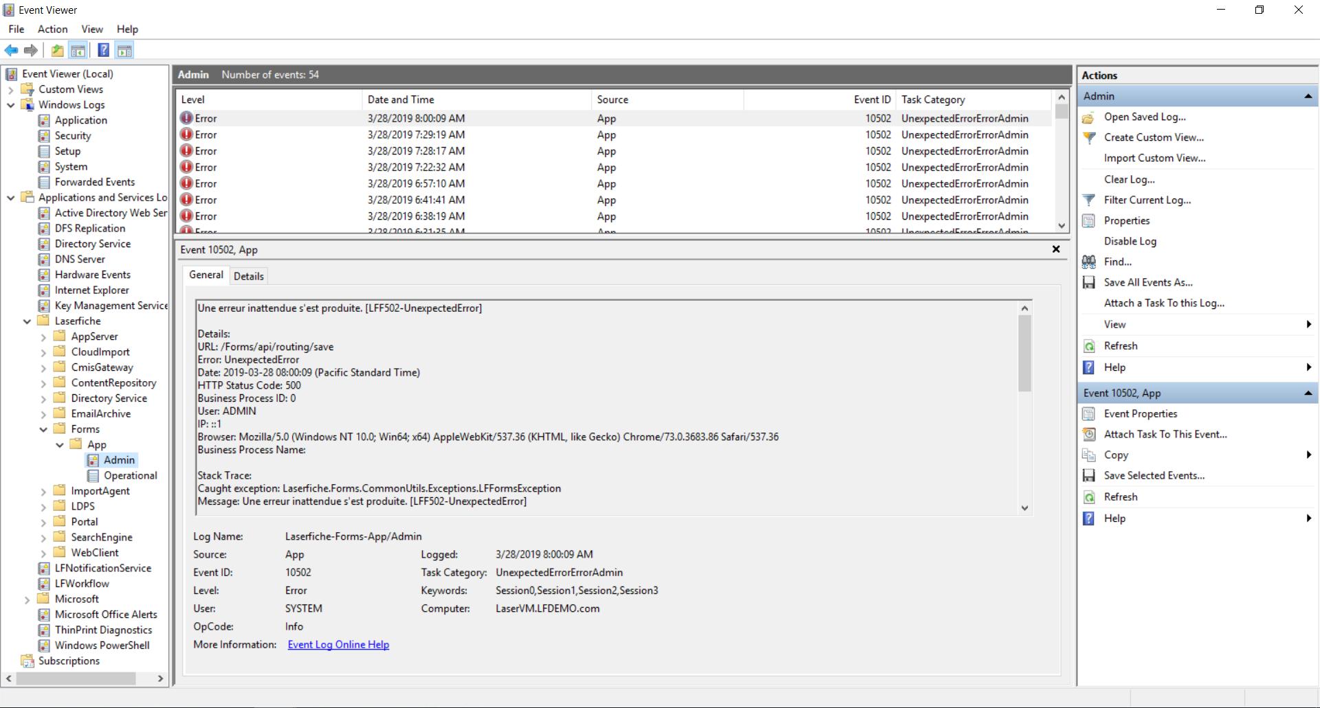 Windows Event Viewer Plus
