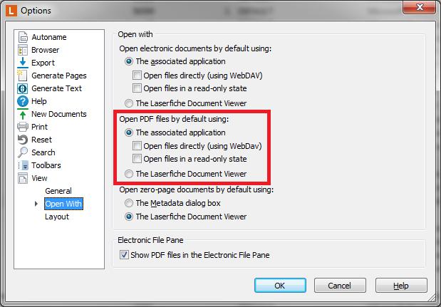 PDF viewer in Laserfiche Client - Laserfiche Answers