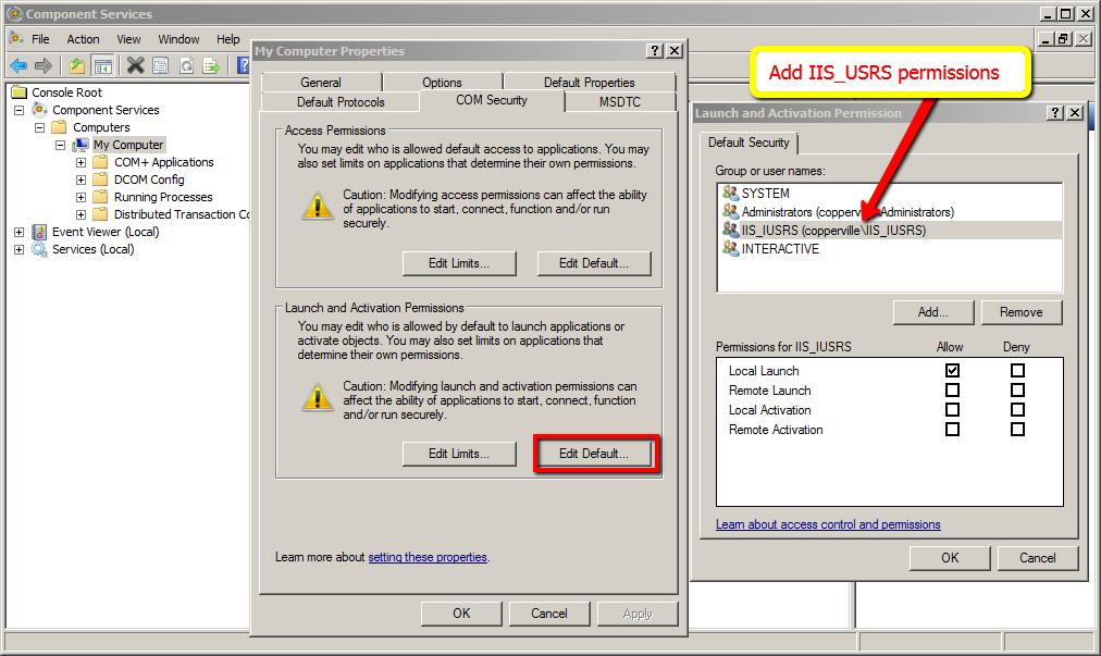 DocumentProcessor OCREngine Unknown Error and Permissions